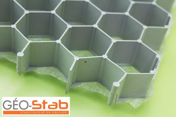 Stabilisateur de gravier GEO-STAB
